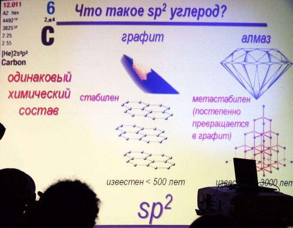 Лекция нобелевского лауреата Константина Новоселова - фото 6