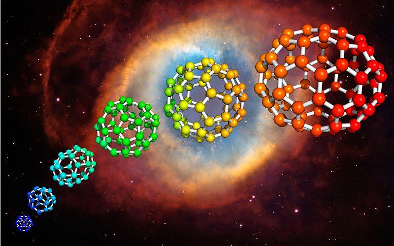 Химические элементы связанные с космосом