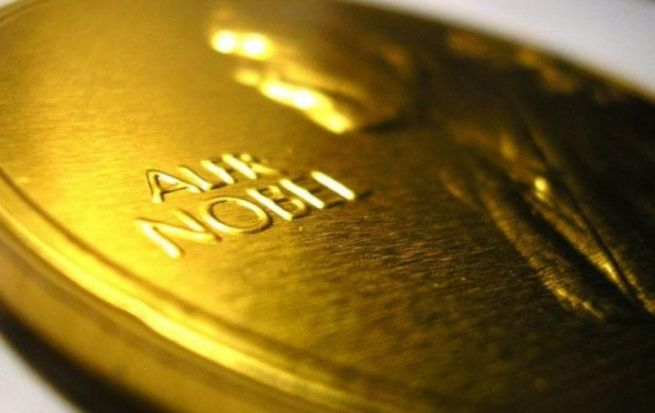 Медаль лауреата Нобелевской премии (фото: policymic.com)