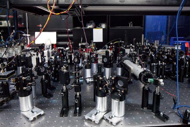 Что происходит в офисе Российского квантового центра. Изображение №5.