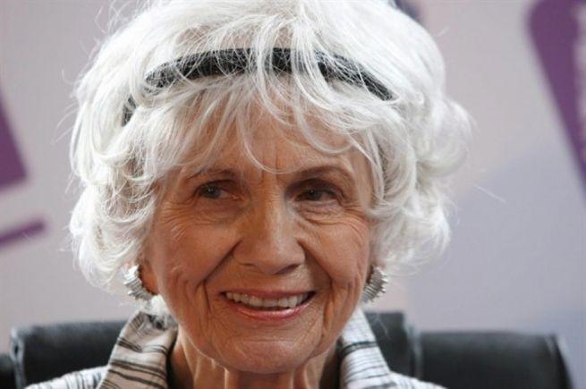 Лауреат Нобелевской премии по литературе Элис Энн Манро (фото: timescolonist.com)