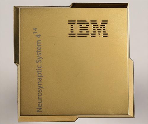 Новый нейросинаптический процессор для архитектуры TrueNorth, состоящий из одного миллиона нейронов