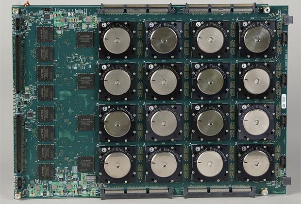 Многоядерный нейросинаптический чип от корпорации IBM