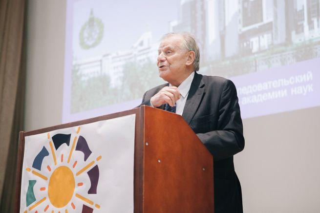 Открытая лекция нобелевского лауреата Жореса Алферова о преобразовании энергии и света