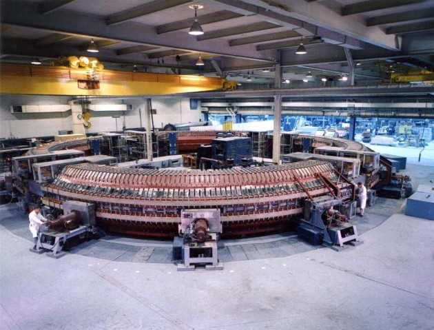 Cosmotron — Brookhaven Lab