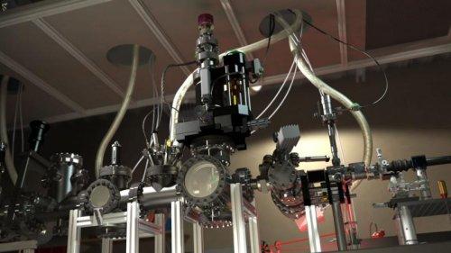 Виртуальная квантовая лаборатория #2