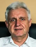 Михаил Петрович Романов, профессор, доктор технических наук, директор Института кибрнетики