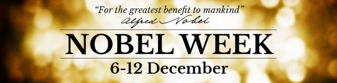 Nobel Week illustration.